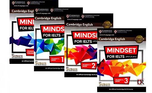 Mindset-For-IELTS برای کلاس غیر حضوری آیلتس